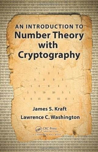 Introduction to Number Theory with Cryptography, by Kraft 9781482214413