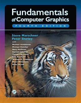 Fundamentals of Computer Graphics, Fourth Edition 4 9781482229394