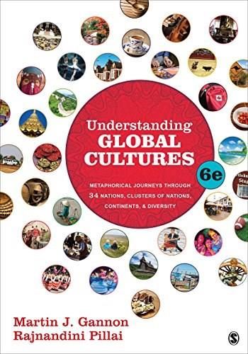 Understanding Global Cultures, by Gannon, 6th Edition 9781483340074