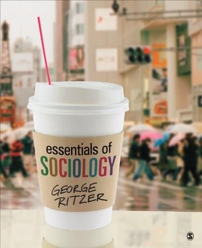Essentials of Sociology, by Ritzer 9781483340173