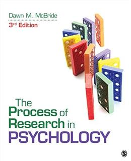 The Process of Research in Psychology 3 9781483347608