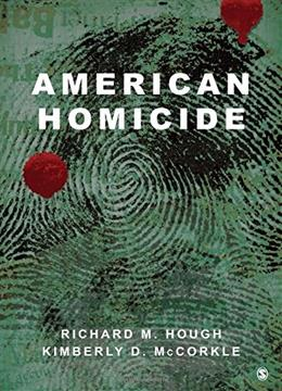 American Homicide, by Hough 9781483384146