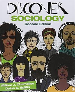 Discover Sociology, by Chambliss, 2nd Edition 2 PKG 9781483392806