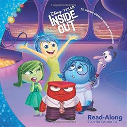 Inside Out Read-Along Storybook and CD Pap/Com 9781484712795