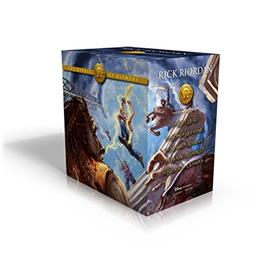 The Heroes of Olympus Hardcover Boxed Set 9781484720721