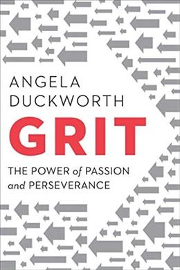 Grit: The Power of Passion and Perseverance 9781501111105