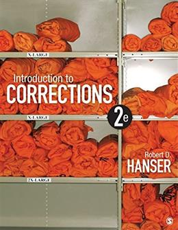 Introduction to Corrections, by Hanser, 2nd Edition 9781506306759