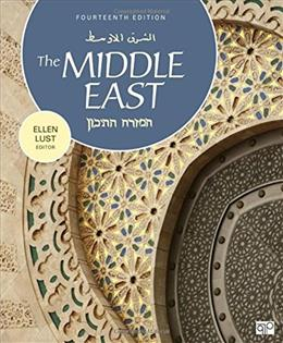 Middle East, by Lust, 14th Edition 9781506329284