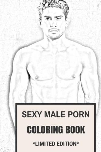 Sexy Male Porn Coloring Book Perfect Six Pack Abs And The Perfect
