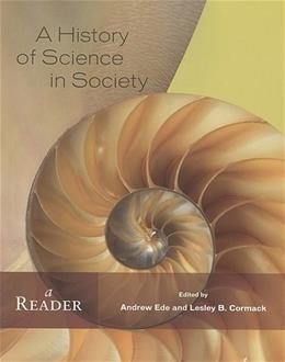 History of Science in Society: Reader, by Ede 9781551117706
