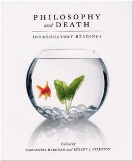 Philosophy and Death: Introductory Readings, by Brennan 9781551119021