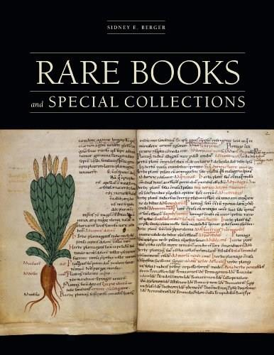 Rare Books and Special Collections, by Berger 9781555709648