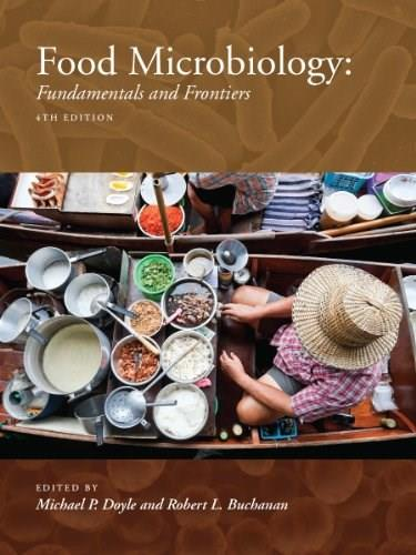 Food Microbiology: Fundamentals and Frontiers, by Doyle, 4th Edition 9781555816261