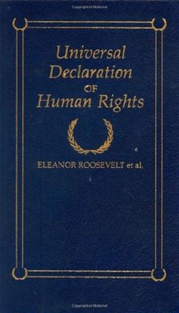 Universal Declaration of Human Rights (Little Books of Wisdom) 9781557094551