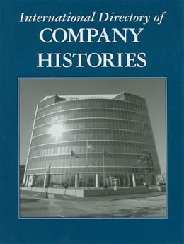 International Directory of Company Histories, by Grant 9781558626157