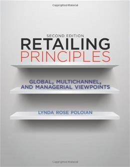Retailing Principles Global, Multichannel, and Managerial Viewpoints 2 9781563677427