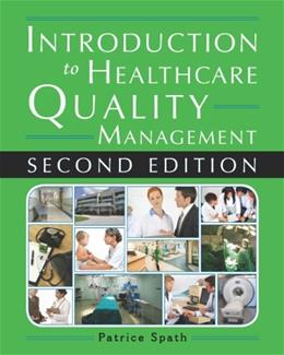 Introduction to Healthcare Quality Management, Second Edition 2 9781567935936