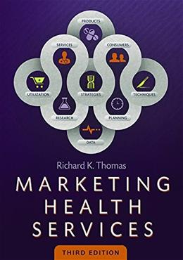 Marketing Health Services 3 9781567936780