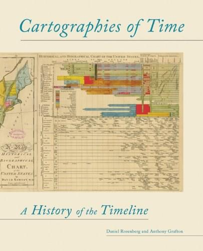 Cartographies of Time 9781568987637