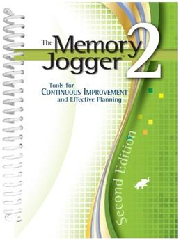 Memory Jogger 2: Tools for Continuous Improvement and Effective Planning, by Brassard, 2nd Edition 9781576811139