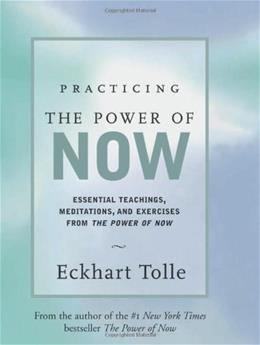 Practicing the Power of Now: Essential Teachings, Meditations, and Exercises From The Power of Now Later Prin 9781577311959