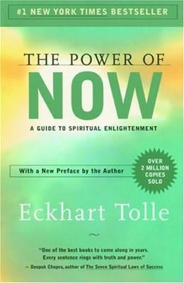Power Of Now: A Guide to Spiritual Enlightenment, by Tolle 9781577314806