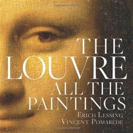Louvre: All the Paintings, by Pomarende BK w/DVD 9781579128869