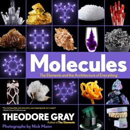 Molecules: The Elements and the Architecture of Everything, by Gray 9781579129712