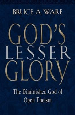 Gods Lesser Glory: The Diminished God of Open Theism 9781581342291