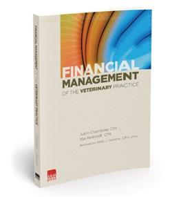 Financial Management of the Veterinary Practice 9781583261248