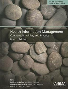Health Information Management, by American Health, 4th Edition 4 PKG 9781584263593