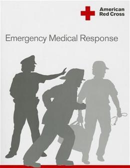 American Red Cross Emergency Medical Response Participants Manual 1 9781584803270