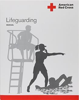 Lifeguarding Participant Manual, by American Red Cross 9781584804871