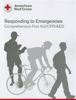 Responding to Emergency: American Red Cross 1 9781584805540