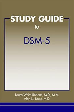 DSM-5, by Roberts, 5h Edition 9781585624645