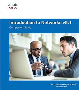Introduction to Networks Companion Guide v5.1 9781587133572
