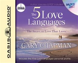 The 5 Love Languages: The Secret to Love that Lasts MP3 UNA 9781589269071