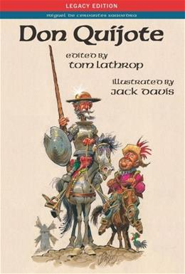 Don Quijote, by Cervantes, 2nd Legacy Spanish Edition 9781589771000