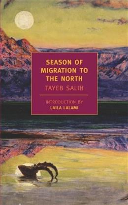 Season of Migration to the North, by Salih 9781590173022