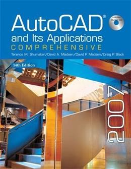 AutoCAD and Its Applications: Comprehensive [With CDROM] 14 w/CD 9781590707609