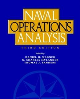 Naval Operations Analysis, by Wagner, 3rd Edition 9781591149507