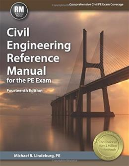 Civil Engineering Reference Manual for the PE Exam, 14th Ed 9781591264538