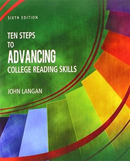 Ten Steps to Advancing College Reading Skills 6 9781591944348