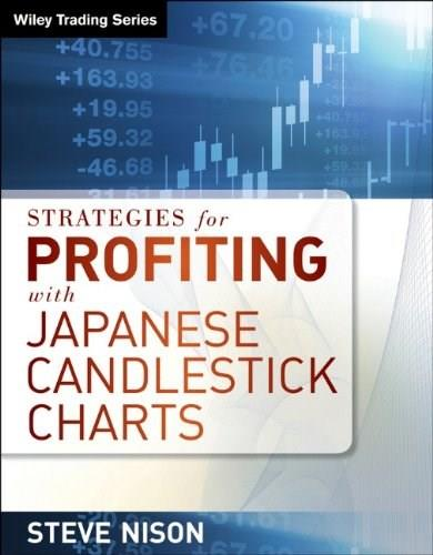 Strategies for Profiting With Japanese Candlestick Charts, by Nison BK w/DVD 9781592804542