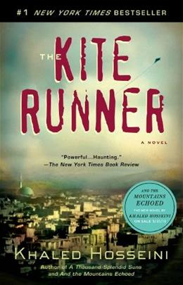 Kite Runner, by Hosseini 9781594480003