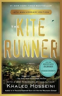 Kite Runner, by Hooseini 9781594631931