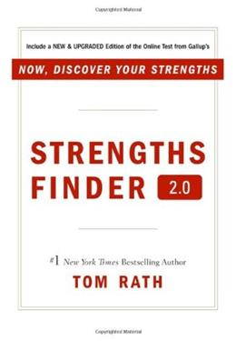 Strengths Finder 2.0: A New and Upgraded Edition of the Online Test from Gallups Now, Discover Your Strengths, by Rath PKG 9781595620156