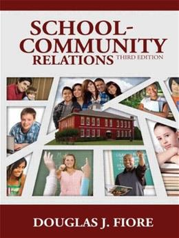 School-Community Relations 3 9781596671614