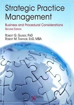 Strategic Practice Management, by Laser, 2nd Edition 9781597565226