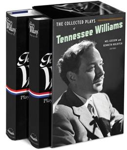 Collected Plays of Tennessee Williams, by Williams, 2 BOOK SET PKG 9781598531046